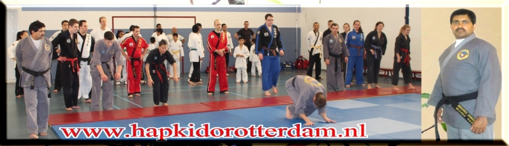 Uw sportschool in Zelfverdediging  voor Sin Moo Hapkido en Tang Soo Do